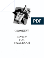 g final exam review packet