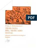 Hinkelammert - Teología del mercado total