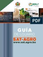 Guia de Usuario Sat Agro