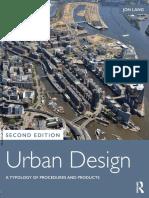 Diseño Urbano