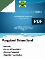Diagnosis Fisik Pada Neurol