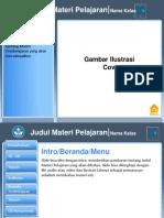 Template PowerPoint untuk Media Pembelajaran SMA 2 - Kotak Style.pptx
