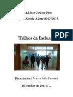 Projeto Escola Alerta 2017 2018 Marisa Sofia Parreiral