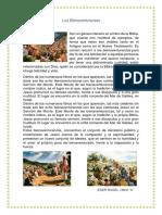 Las Bienaventuranzas religion.docx