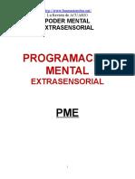 Programacion Mental Extrasensorial