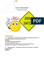 Inter_ls_17.04.2018 How to Drive Safely