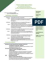 Curriculum Patricio Spencer 2018.pdf