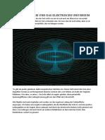 Die Dom Theorie Und Das Elektrische Universum