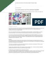 Artesco Realiza Un Joint Venture Con Firma Alemana Staedtler _ Economía _ Gestion1111