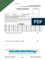 2017 - 0 - 1 Práctica Calificada G1