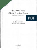 Cecilia vicuña, Book's Contents & An introduction to Mestizo Poetics