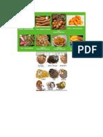 Imagenes Tuberculos Raices Cereales Platanos
