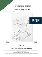 Nuestras raíces. Libro de lecturas de 3º ciclo de Educación Primaria por Clara García Alonso