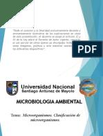 Clase 2 Microorganismos