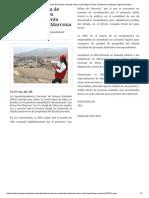 Superintendencia de Bienes Nacionales Advierte Sobre Venta Ilegal de Lotes en Marcona _ Noticias _ Agencia Andina