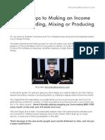 Audio Income Guide V1