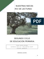 Nuestras raíces. Libro de lecturas de 2º Ciclo de Educación Primaria por Clara García Alonso