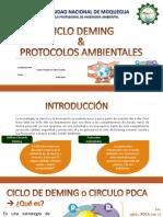 Ciclo Deming & Protocolos Diana