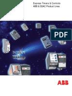 Express Timers & Controls - ABB
