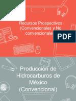 Produccion Convencional y No Convencional