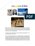 The Many Angles of God - Subramanian A