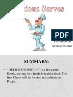 Business Plan Of Kiosk