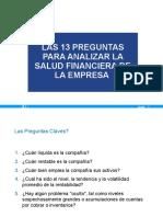 ANALISIS_FINANCIERO_ESTRATEGICO - 13 PREGUNTAS PARA EVALUAR LA SALUD FINANCIERA DE LA EMPRESA.pptx
