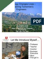 Engineering Tomorrows Engineers
