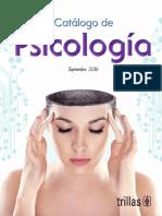 Catalogo Psicologia Sept 2016
