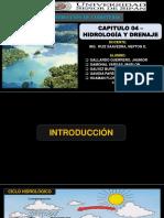 Capitulo 4 Hidrología y Drenaje Final