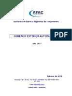 Informe Comex 2017 Vf