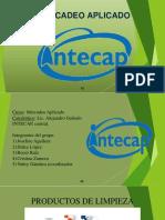 Productos de Limpieza_INTECAP