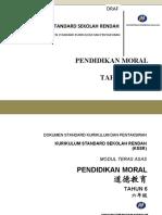 tahun 6 P. moral sjkc