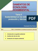 Presentacion_T5_Sostenibilidad en Los Sistemas de Produccion y Fabricacion