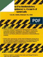ADR Case#4 Chung Fu