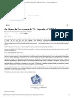 5 Focos Da Governança