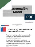 5 Desconexión Moral