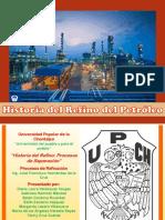 DIAPOSITIVAS PROCESOS DE REFINACION HISTORIA DEL REFINO.pdf