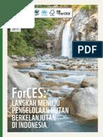 Forces Langkah Menuju Pengelolaan Hutan Berkelanjutan Di Indonesia (1)
