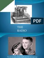 Trabajo Ingles La Radio y Tesla