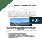 Factores Geograficos y Fsicos