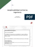 Responsabilidad Civil Del Ing Civil
