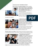5 Razones Para Llevarse Bien Con Los Jefes y Compañeros de Trabajo