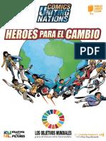 Heroes Apara El Cambio