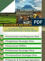 Materi Sem Hmj Ak Desa_2016