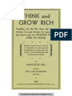 Think and Grow Rich Napoleon Hill1