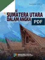 Provinsi Sumatera Utara Dalam Angka 2017