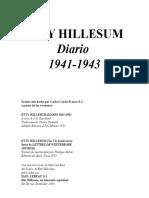 Etty Hillesum - DIARIO - traducción definitiva.pdf