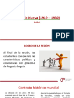 PPT Sesion 4 La Patria Nueva1(Autosaved)