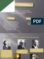 Origens de La Generacion Del
